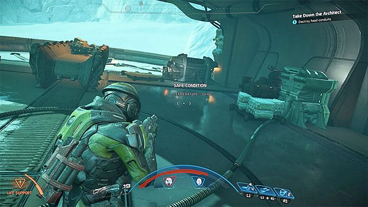 Прежде чем сражаться с Архитектором, вы должны подготовить себя - Как победить Остатка Вельда?  |  Босс борется |  Прохождение - Битвы с боссами - Mass Effect: Руководство по игре Andromeda