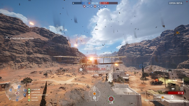 Usually there are a large number of vehicles available in the conquest mode - Conquest mode - Advice - Battlefield 1 Game Guide
