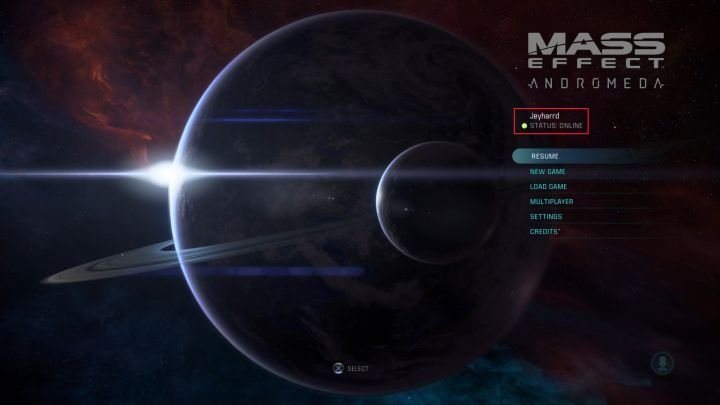 Чтобы все работало правильно, вам нужно подождать в главном меню около десятка секунд или около того.  - Почему я не могу получить доступ к экрану Ударной команды в Mass Effect: Andromeda?  - FAQ - Часто задаваемые вопросы - Mass Effect: Руководство по игре Andromeda