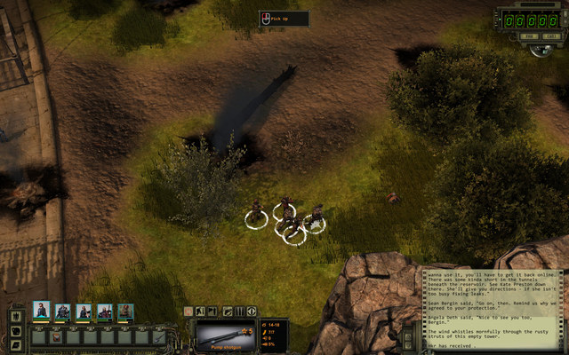 A valve in the grass - Miscellaneous   Highpool - quests - Highpool - quests - Wasteland 2 Game Guide & Walkthrough