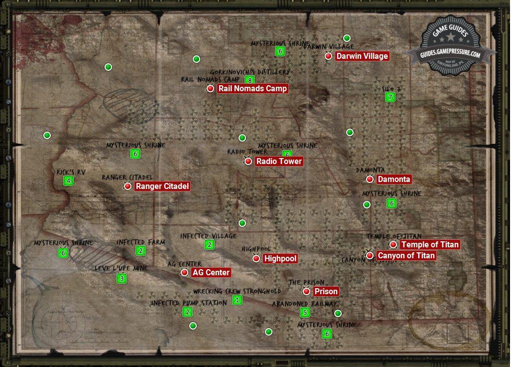 Wasteland 2 - Arizona