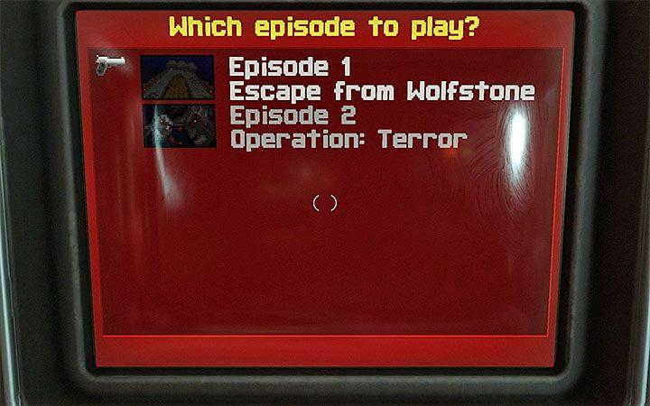1 - Как играть в Wolfenstein 3D в Wolfenstein Youngblood?  - Wolfenstein: Youngblood - Руководство по игре и прохождение игры