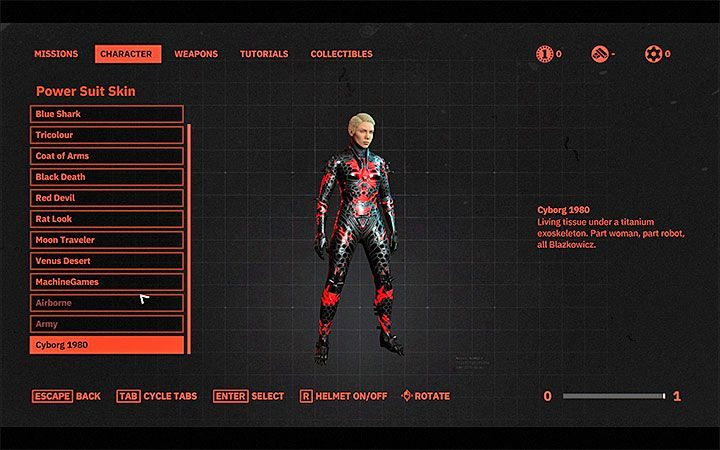 1 - Can I change my characters appearance in Wolfenstein Youngblood? - FAQ - Frequently Asked Questions - Wolfenstein Youngblood Guide