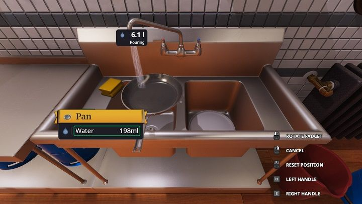 1 - Cleaning in Cooking Simulator - Abilities and skills (unlocks) - Cooking Simulator Guide