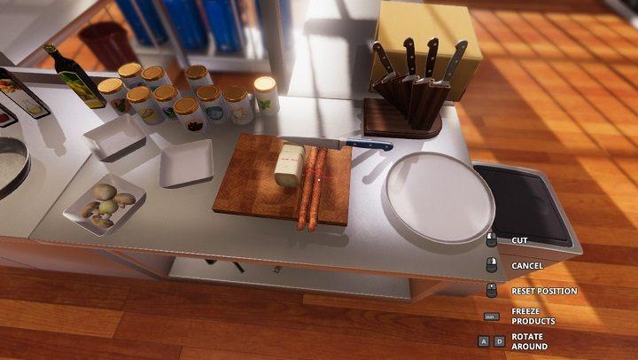 Режим точного манипулирования позволяет вам аккуратно расположить ингредиенты, чтобы сделать процесс резки быстрым и эффективным.  - Точный режим обработки и резки в Cooking Simulator - Способности и навыки (разблокировка) - Руководство по Cooking Simulator