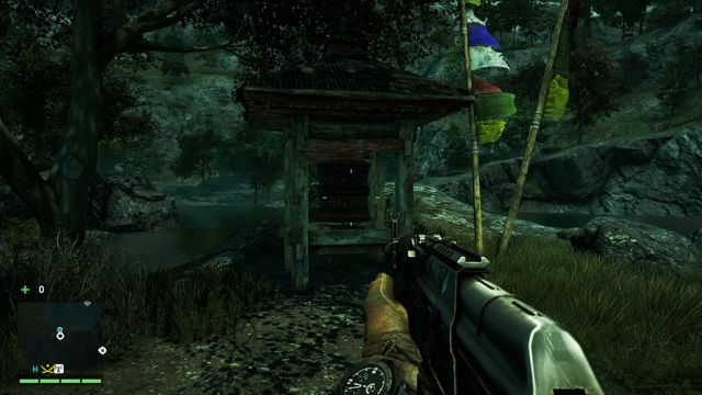 Go off the main road and approach the lake - Southern and central Kyrat - Mani Wheels - Far Cry 4 - Game Guide and Walkthrough