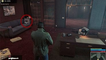 Painting 33 is on the first floor of the second area in the casino - Vargas paintings | Secrets - Secrets - Mafia III Game Guide