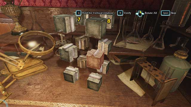 Поменяйте местами номера 7 и 8 - найдите оружие - Кровавая баня - Шерлок Холмс: Преступления и наказания - Руководство по игре и прохождение игры