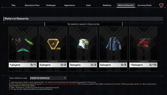 Before you use your code, remember about a few things - How does a referral code work in Ring of Elysium? - FAQ - Ring of Elysium Guide and Tips