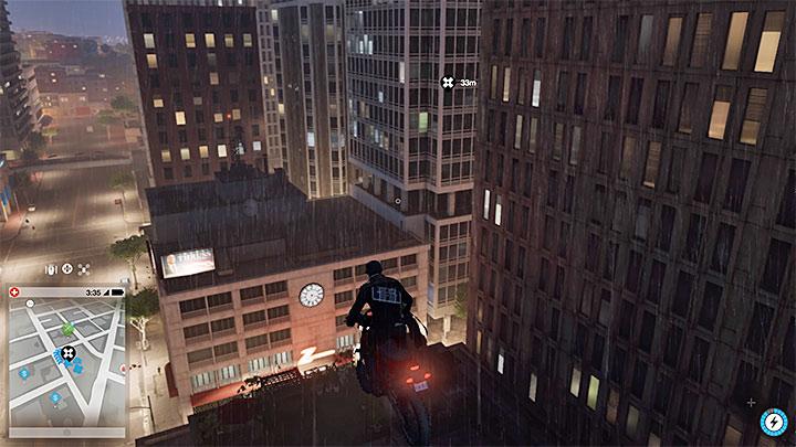 Найдите велосипед на этой крыше (рисунок 1) - Покраска, одежда и уникальные транспортные средства - Коллекционирование - Руководство по игре Watch Dogs 2