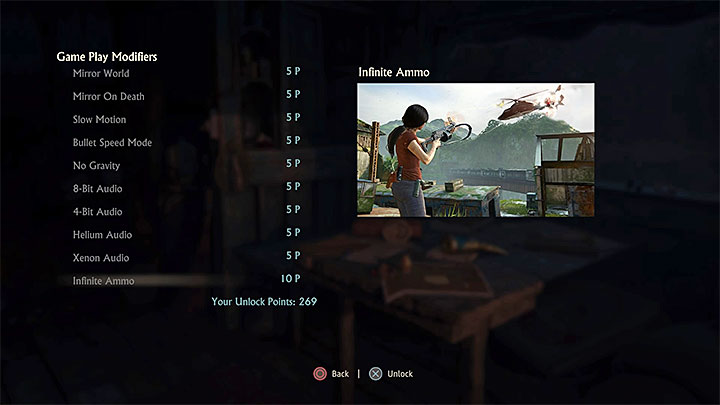 Type of trophy: Zlote - List of Trophies - Trophy Guide - Uncharted: The Lost Legacy Game Guide
