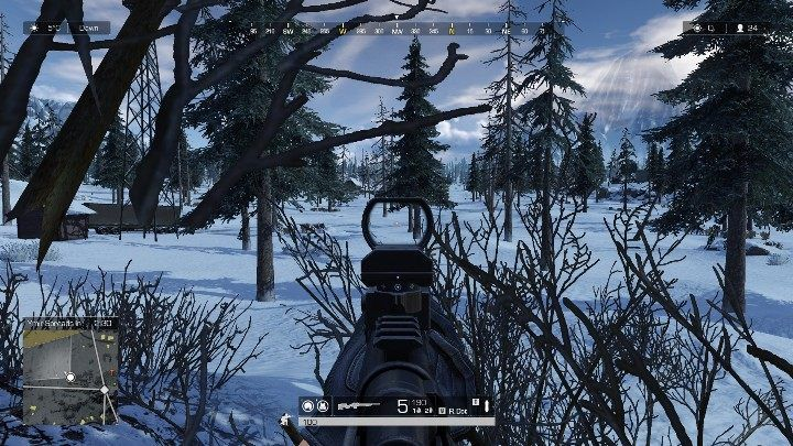 4 - Does the Ring of Elysium have a bullet drop system? - Weapons and equipment - Ring of Elysium Guide and Tips