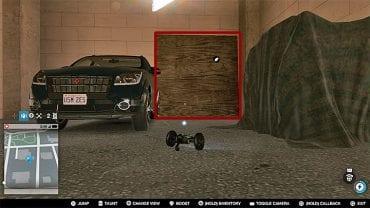 Садитесь в гараж - Рисуйте рабочие места, одежду и уникальные транспортные средства - Коллекционирование - Руководство по игре Watch Dogs 2