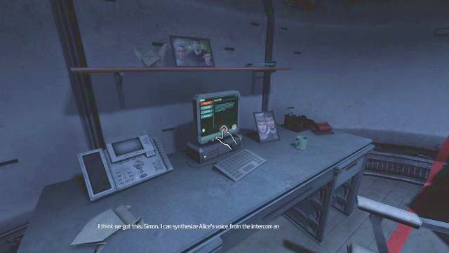 Search through the room of Brandon Wan. - Theta station | Collectibles in SOMA Game - Collectibles - SOMA Guide