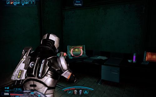 Damaged equipment [2500 credits] -near the murals between buildings on your way to the broken lift - Namakli - Walkthrough - Mass Effect 3: Leviathan - Game Guide and Walkthrough