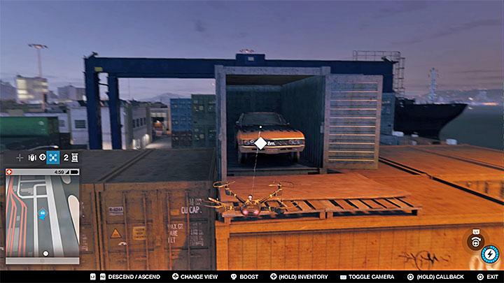 2 - Покрасочные работы, одежда и уникальные транспортные средства - Коллекционирование - Руководство по игре Watch Dogs 2