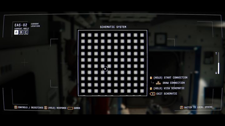 Ближайший люк заблокирован (панель подсвечена красным) - II.  Реактор  Прохождение Наблюдения - Прохождение - Руководство по Наблюдению