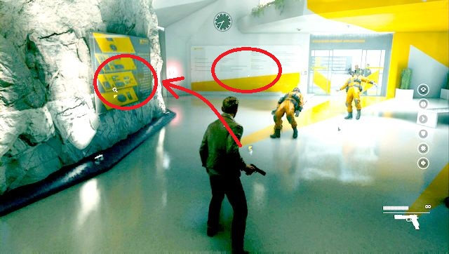 The next source can be found outside of the laboratory - Chronon Sources (act III) - Secrets - Quantum Break - Game Guide and Walkthrough