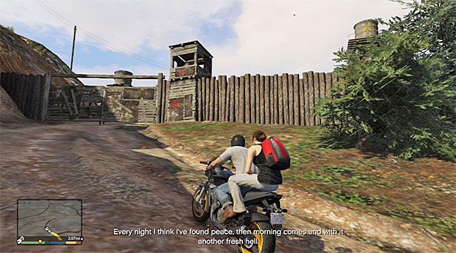 The altruist hangout, where Trevor can bring various people on regular basis - Altruist cult shootout - Random events - Grand Theft Auto V Game Guide