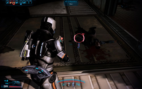 Medkit I [100 exp] - in the container with one cannibal on the path leading up to the broken lift - Namakli - Walkthrough - Mass Effect 3: Leviathan - Game Guide and Walkthrough