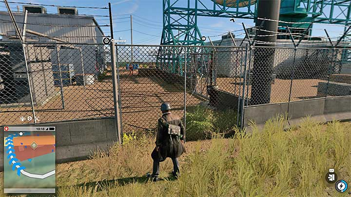 The key data are on one of the top levels of the observatory, near the huge antenna - Key data - locations from 13 to 24 - Collectibles - Watch Dogs 2 Game Guide