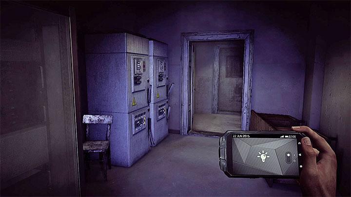 Youll enter a new set of server rooms - Psychiatric Asylum - Building C | Hidden memories - Hidden memories - Get Even Game Guide