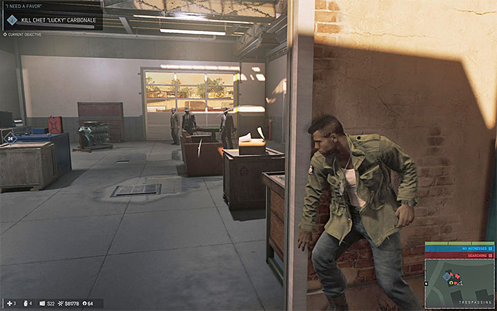 An exemplary person to kill. - Favors for underbosses - Optional missions - Mafia III Game Guide