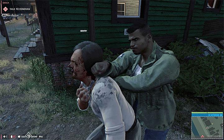 Избавившись от часовых, враги не смогут призывать подкрепление - Общие советы - Основная информация - Руководство по игре Mafia III