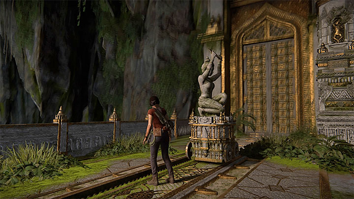 1 - How to solve the Prism Puzzle (Chapter 7)?   FAQ - FAQ - Frequently Asked Questions - Uncharted: The Lost Legacy Game Guide