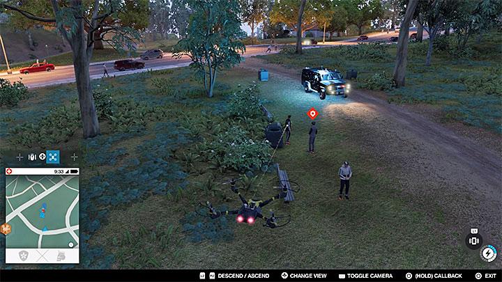 APB: «Подозреваемый находится» отправляет полицейских после гангстеров - Лучшие навыки - разблокировка и рекомендации - Основы - Руководство по игре Watch Dogs 2