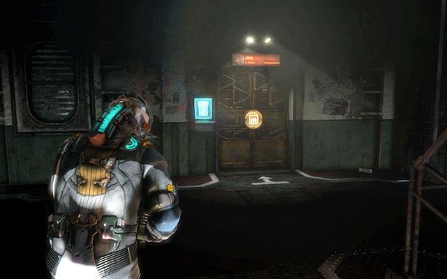 Выйдите из комнаты и поверните налево, к разблокированному лифту, который доставит вас на верхний уровень - Исследуйте Башню Коннинга    Побочные миссии: Conning Tower - Побочные миссии: Conning Tower - Dead Space 3 Руководство по игре