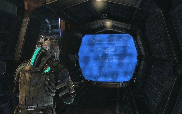 Идите вперед, следя за некроморфами, которые взяли под контроль мертвых солдат на подиуме с другой стороны комнаты - выкопайте 163-ю казарму жнецов |  Побочные миссии: Казармы Жнецов - Побочные миссии: Казармы Жнецов - Dead Space 3 Руководство по игре