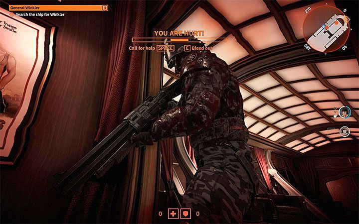 The second type of action is to allow another player or AI to save your character after she has lost all her health points - Rasputin | Wolfenstein Youngblood Trophies - Trophy guide - Wolfenstein Youngblood Guide