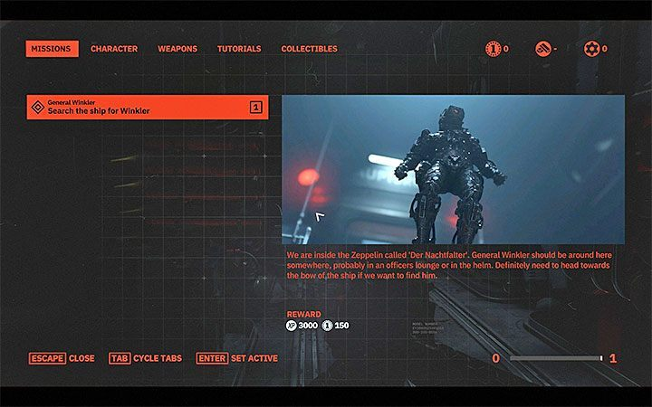This is an important issue, ignorance of which can cost you the life of a controlled heroine - Starting Tips for Wolfenstein Youngblood - Basics - Wolfenstein Youngblood Guide