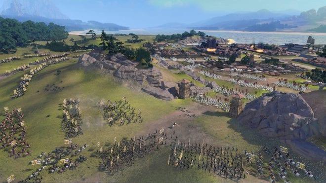 Игры серии Total War