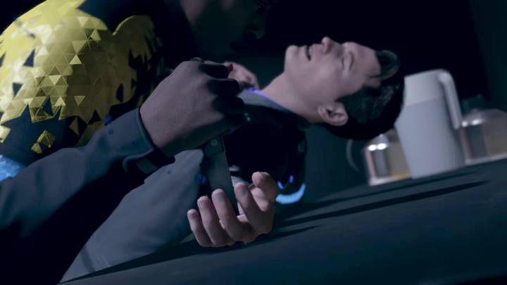 Дефект может убить Коннора.  - Как предотвратить смерть Коннора в Детройте Стать Человеком?  - FAQ - Детройт станет путеводителем