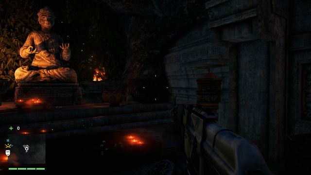 This location is wheel - Southern and central Kyrat - Mani Wheels - Far Cry 4 - Game Guide and Walkthrough