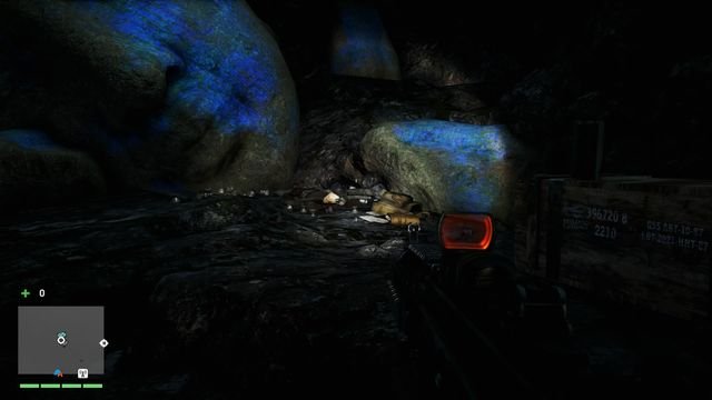 Enter the cave using the hook - Southern and central Kyrat - Lost Letters - Far Cry 4 - Game Guide and Walkthrough