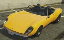 Grotti Stinger - Sports classics - Shopping - Grand Theft Auto V Game Guide