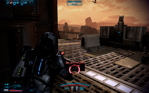 Medical kit III [100 exp] - in the room at the third lift control panel - Namakli - Walkthrough - Mass Effect 3: Leviathan - Game Guide and Walkthrough