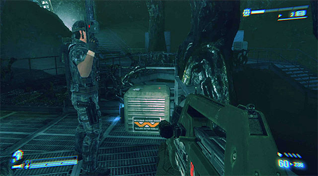 DOG TAG 30/35 (PFC J - Dog Tags (missions 6-11) - Collectibles - Aliens: Colonial Marines - Game Guide and Walkthrough