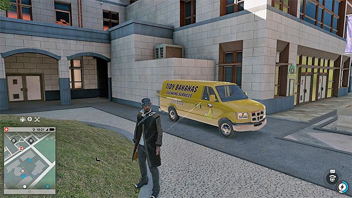 Эта исследовательская точка расположена на верхнем этаже здания рядом с балюстрадой, и вы сможете добраться до нее, играя с самим Маркусом. - Точки исследования - карта, локации 1-61 - Коллекционирование - Руководство по игре Watch Dogs 2