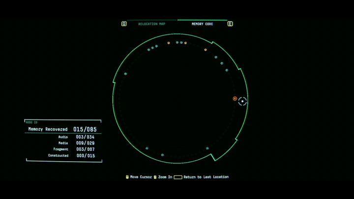Нажмите пробел, а затем E - III.  Первая космическая прогулка    Прохождение Наблюдения - Прохождение - Руководство по Наблюдению