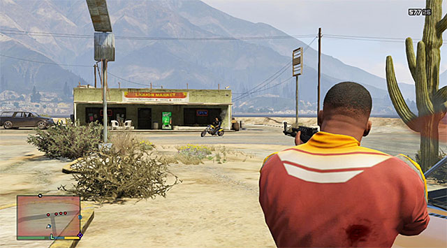 Fight back the new wave of the bikers - Countryside gang fight - Random events - Grand Theft Auto V Game Guide