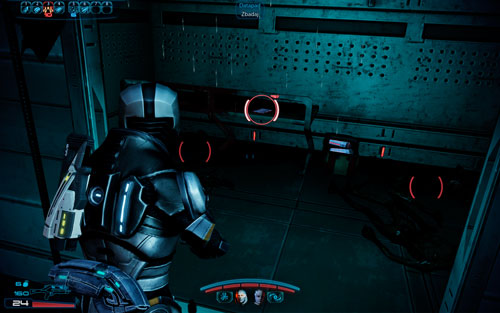Skeleton remains [150 PD] - in the same room as the second datapad - 2181 Despoina I - Walkthrough - Mass Effect 3: Leviathan - Game Guide and Walkthrough