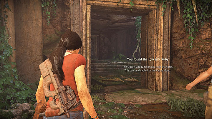 4 - 4 - Treasures in Wester Ghats | Secrets - Secrets - Uncharted: The Lost Legacy Game Guide