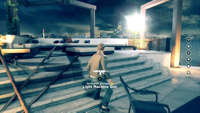Head to a small sniper alcove to acquire the last source. - Chronon Sources (act III) - Secrets - Quantum Break - Game Guide and Walkthrough