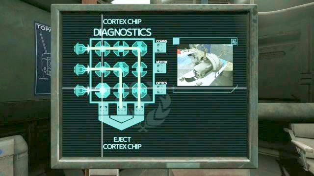 The solution to the puzzle. - Omicron station | Riddles and puzzles of SOMA Game - Riddles and puzzles - SOMA Guide