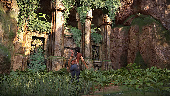 5 - 4 - Treasures in Wester Ghats | Secrets - Secrets - Uncharted: The Lost Legacy Game Guide