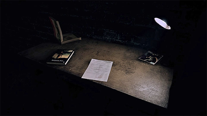 The Police Report is an essential hint related to the puzzle - How to solve the murder puzzle (Red)? | The murder puzzle in Get Even - Solving the puzzles - Get Even Game Guide